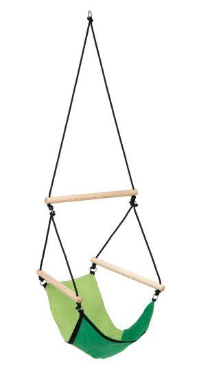 Poltrona sospesa bambini Swinger Green