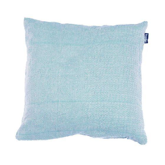 Cuscino Natural Blue