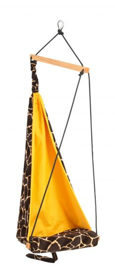 Poltrona sospesa bambini Hang Mini Giraffe