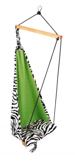 Poltrona sospesa bambini Hang Mini Zebra