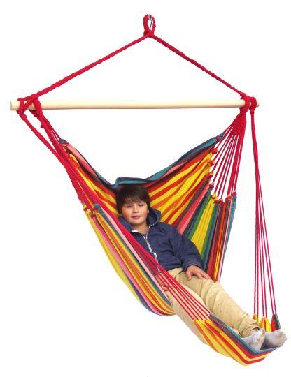 Poltrona sospesa 1 persona Tropical Sunny Lounge