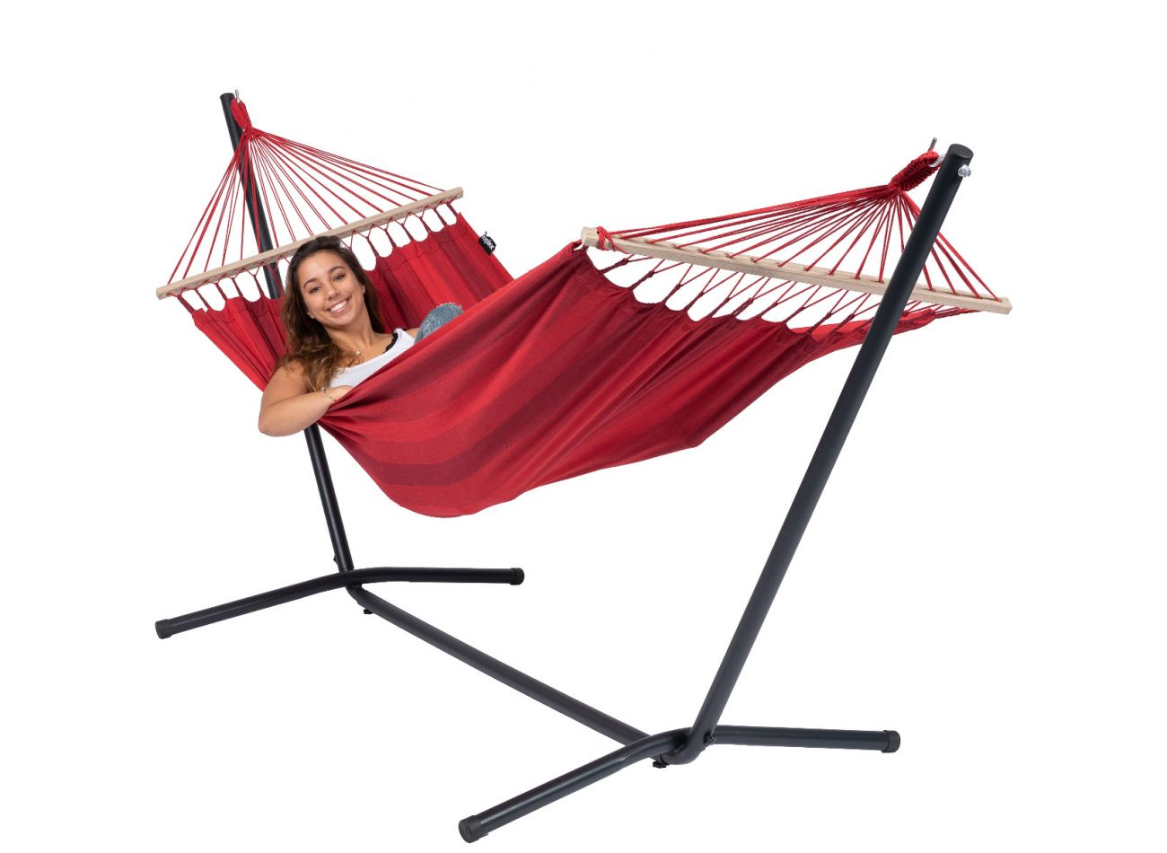 Amaca 1 Persona Relax Red