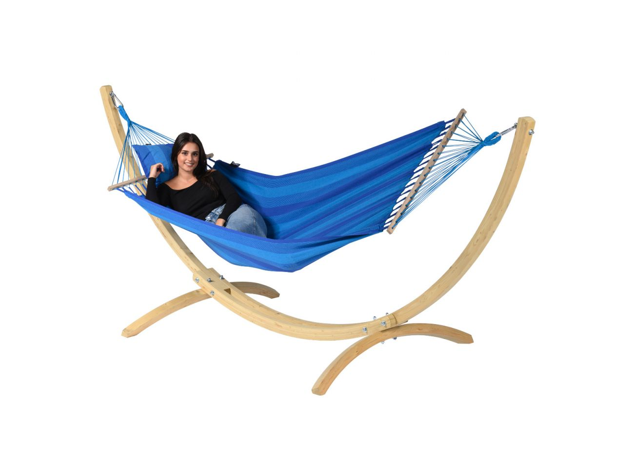 Amaca 1 Persona Relax Blue