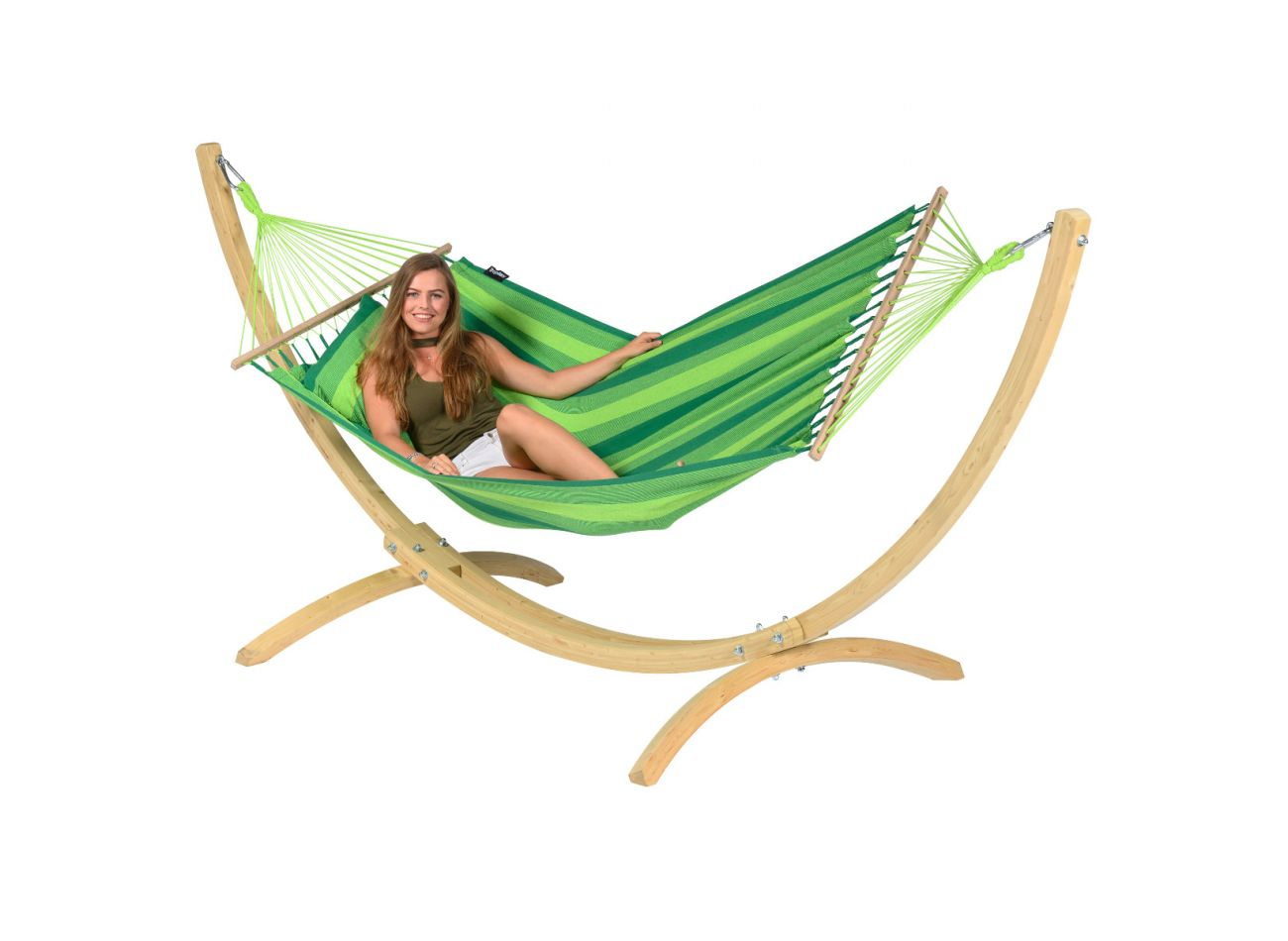 Amaca 1 Persona Relax Green